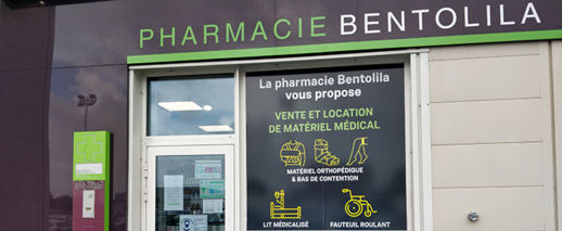Pharmacie Bentolila,LABENNE