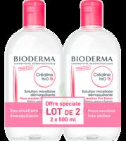 Crealine Ts H2o Solution Micellaire Sans Parfum Nettoyante Apaisante 2fl/500ml à LABENNE