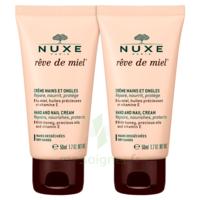 Rêve De Miel® Crème Mains Et Ongles 2*50ml à LABENNE