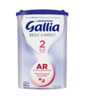 Gallia Bebe Expert Ar 2 Lait En Poudre B/800g à LABENNE