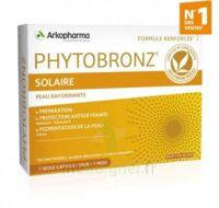 Phytobronz Solaire Caps Tous Types De Peaux 2b/30 à LABENNE