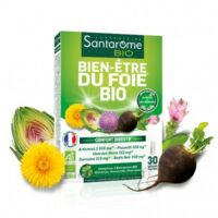Santarome Bio Gélules Bien-être Du Foie B/30 à LABENNE