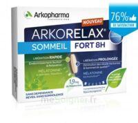 Arkorelax Sommeil Fort 8h Comprimés B/15 à LABENNE