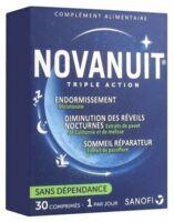 Novanuit Triple Action Comprimés B/30 à LABENNE