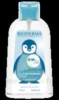 Abcderm H2o Solution Sans Rinçage Nettoyante Bébé Fl Pompe/1l à LABENNE