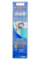 Brossette De Rechange Oral-b Precision Clean X 3 à LABENNE