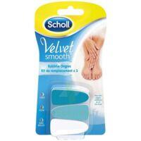 Scholl Velvet Smooth Ongles Sublimes Kit De Remplacement à LABENNE