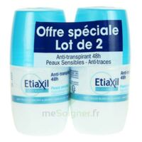 Etiaxil Deo 48h Roll-on Lot 2 à LABENNE