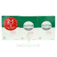 Silettum Nutrition Du Cheveu 60 X2 + 60 Offertes à LABENNE