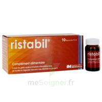 Ristabil Anti-fatigue Reconstituant Naturel B/10 à LABENNE