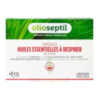 Olioseptil - Capsules Huiles Essentielles à Respirer - Nez Dégagé à LABENNE