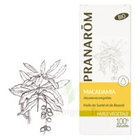 Pranarom Huile Végétale Bio Macadamia 50ml à LABENNE