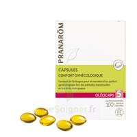 Pranarom Oleocaps 5 Caps Confort Gynécologique & Urinaire à LABENNE