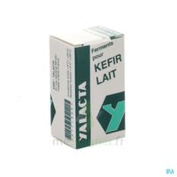 Yalacta Ferments, Souche Pour Kefir De Lait, Bande émeraude, Fl 4 G à LABENNE