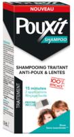Pouxit Shampoo Shampooing Traitant Antipoux Fl/200ml+peigne à LABENNE