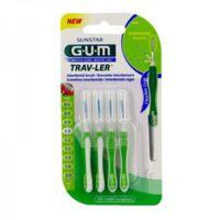 Gum Trav - Ler, 1,1 Mm, Manche Vert , Blister 4 à LABENNE
