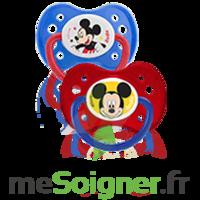Dodie Disney Sucette Anatomique Silicone +6mois Mickey Lot/2 à LABENNE
