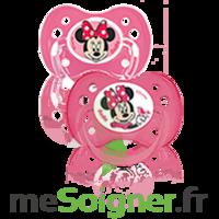 Dodie Disney Sucette Anatomique Silicone +6mois Minnie Lot/2 à LABENNE