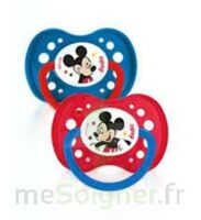 Dodie Disney Sucettes Silicone +18 Mois Mickey Duo à LABENNE