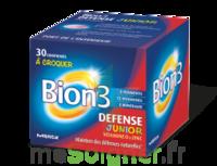 Bion 3 Défense Junior Comprimés à Croquer Framboise B/30 à LABENNE