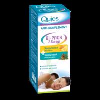 Quies Bi-pack 2 Sprays Buccal Et Nasale Anti-ronflement à LABENNE