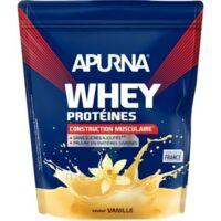 Apurna Whey Proteines Poudre Vanille 750g à LABENNE