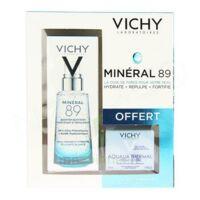 Vichy Minéral 89 + Aqualia Coffret à LABENNE