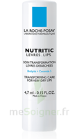 Nutritic Stick Lèvres Sèche Sensibles Etui/4,7ml à LABENNE