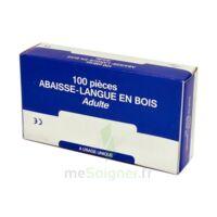 Cooper Abaisse-langue Bois Adulte B/100 à LABENNE