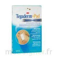 Tegaderm + Pad, 5 Cm X 7 Cm , Bt 10 à LABENNE