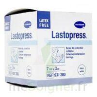 Lastopress® Bande De Compression Cohésive 10 Cm X 3,5 Mètres - Coloris Chair à LABENNE
