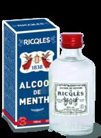 Ricqles 80° Alcool De Menthe 100ml à LABENNE