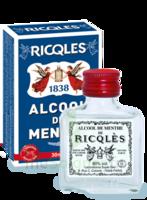 Ricqles 80° Alcool De Menthe 30ml à LABENNE