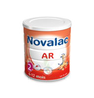 Novalac Ar 2 Lait En Poudre Antirégurgitation 2ème âge B/800g à LABENNE