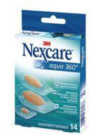 Nexcare Aqua 360° Pansements 3 Tailles B/14 à LABENNE
