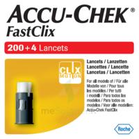 Accu-chek Fastclix Lancettes B/204 à LABENNE
