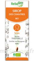Herbalgem Sirop Bio Des Chantres 150ml à LABENNE