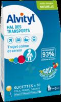 Alvityl Sucette Mal Des Transports B/10 à LABENNE