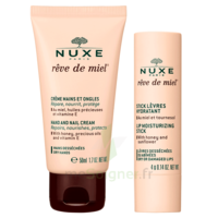 Rêve De Miel Crème Mains Et Ongles + Stick Lèvres Hydratant à LABENNE