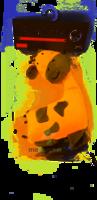 Cooper Bouillotte Silice Enfant Girafe à LABENNE