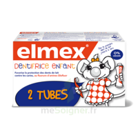 Elmex Duo Dentifrice Enfant, Tube 50 Ml X 2 à LABENNE