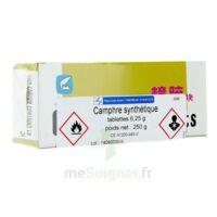Cooper Camphre Tablettes 250g à LABENNE