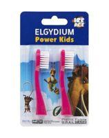 Elgydium Recharge Pour Brosse à Dents électrique Age De Glace Power Kids à LABENNE