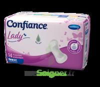 Confiance Lady Protection Anatomique Incontinence 4 Gouttes Sachet/14 à LABENNE