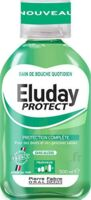 Pierre Fabre Oral Care Eluday Protect Bain De Bouche 500ml à LABENNE