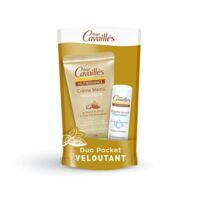 Rogé Cavaillès Nutrissance Pocket Crème Mains Douceur + Baume Lèvres Réparateur 30ml + 5,5g Edition Limitée à LABENNE