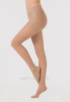 Dynaven Transparent Collant  Femme Classe 2 Beige Clair Small Normal à LABENNE